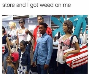 funny, lol, and weed image
