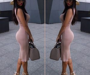 beautiful, outifit, and beauty image