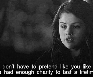selena gomez, quote, and another cinderella story image