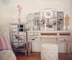 beauty, decor, and room inspiration image