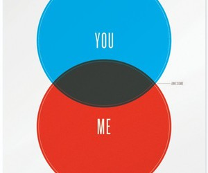 me, you, and awesome image