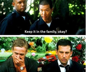 ryan gosling, crazy stupid love, and family image