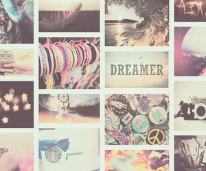 dreamer, vintage, and Dream image