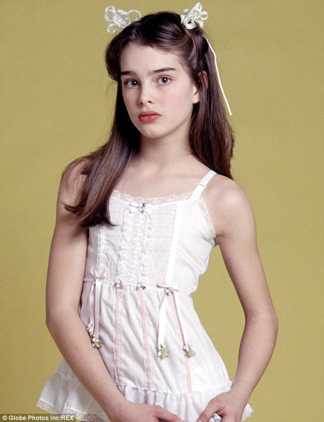 Image about brooke shields in girls by y on We Heart It