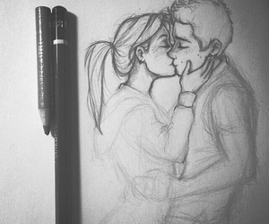 draw and kiss image