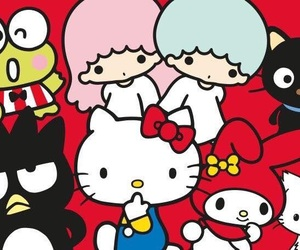 sanrio characters image