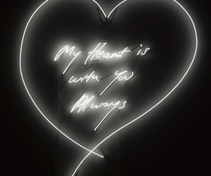 heart, quote, and tracey emin image