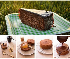 chocolate, cooking, and dessert image