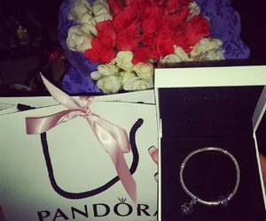 birthday, gift, and pandora image