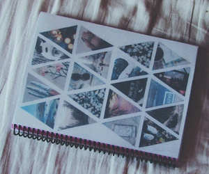 diy, fall, and notebook image
