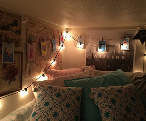 bedroom, inspiration, and room image