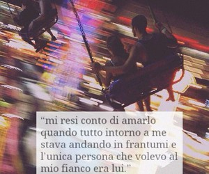 frasi, italia, and tumblr image