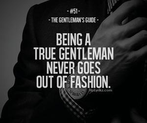 gentleman, quotes, and true image