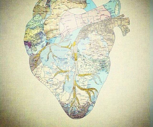Dream, heart, and places image