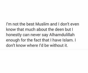 allah, deep, and islam image