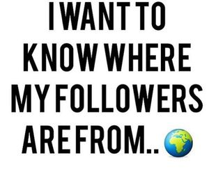 followers and quote image