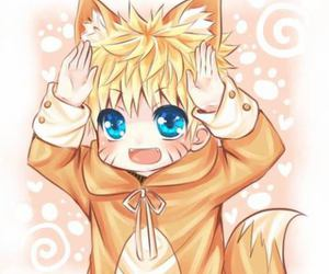 naruto, kawaii, and anime image