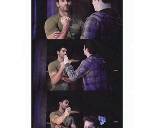 teen wolf, funny, and tyler hoechlin image