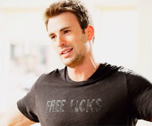 chris evans, Hot, and boy image