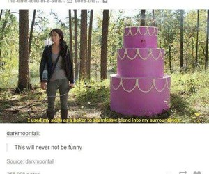 cake, katniss, and hunger games image