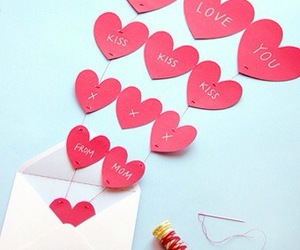 heart, valentine, and love image