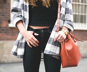 bag, fashion, and clothes image