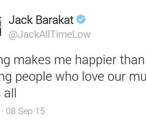 all time low, band, and jack barakat image