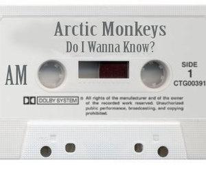 arctic monkeys, music, and do i wanna know image