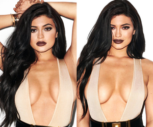 kylie jenner, style, and body image