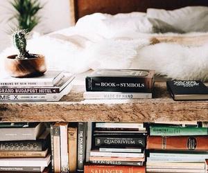 book, cozy, and decor image