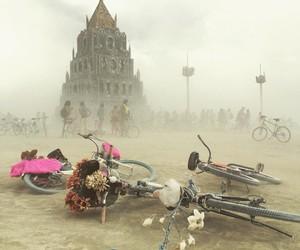 Burning Man, festival, and Nevada image