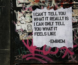 eminem, quote, and love the way you lie image