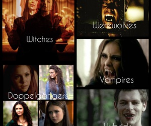 &, doppelgangers, and The Originals image