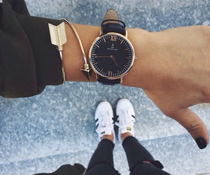 fashion, watch, and fashionable image