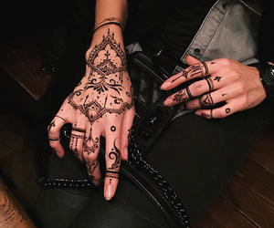 art, culture, and hands image
