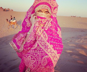 arab, beauty, and eyes image