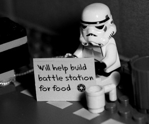 star wars, funny, and lego image