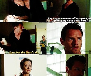 teen wolf, peter hale, and melissa mccall image