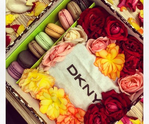 beautiful, dkny, and flowers image