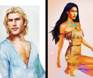 art, beautiful, and prince image