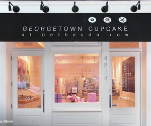 cupcakes, Georgetown, and shop image