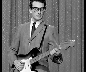 50s and buddy holly image