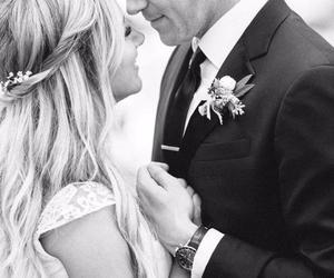 ashley tisdale, wedding, and black and white image