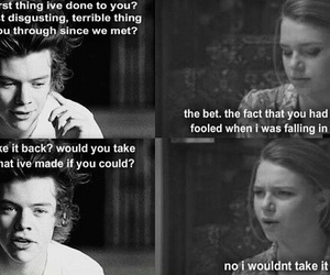 after, tessa, and harrry styles image
