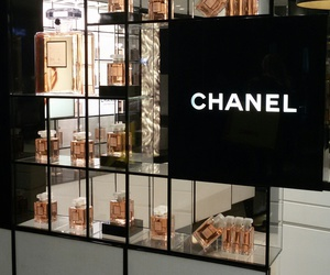 chanel, Coco Mademoiselle, and london image