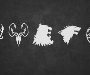 minimal and game of thrones image