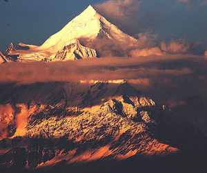 mountain and nature image