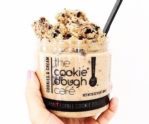 cookie dough and food image