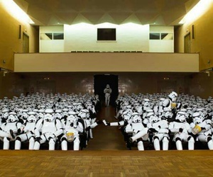 dark, Princess Leia, and geek image
