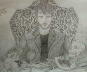 actor, beautiful, and hannibal image